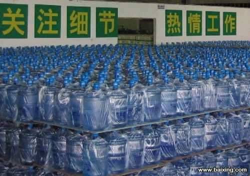 雀巢 正广和 千岛湖居民饮用水 桶装水配送中心